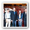 โฉมหน้านักออกแบบทั้ง 5 ท่าน นับเป็นการรวมตัวครั้งสำคัญของวงการออกแบบไทยเลย