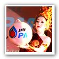 เดคาวิวแสดงศักยภาพต่างแดน จัดงาน PTTPM Shanghai Grand Opening  Ceremony