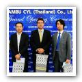 Numbu Cyl (Thailand) Grand Opening Ceremony